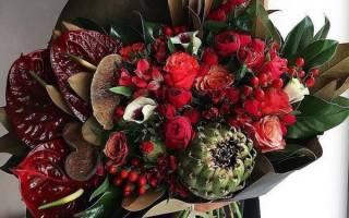 Роза хамелеон новый тренд во флористике