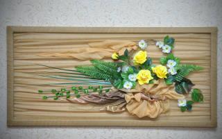 Плоские сухие цветы – для панно и стекла