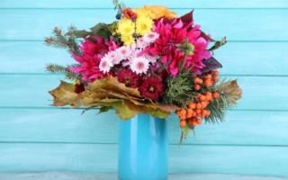 Какие цветы дольше стоят в вазе